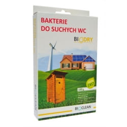 Biodry - PREPARAT DO SUCHYCH WC
